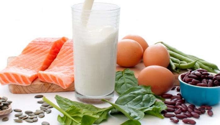 Variatielijst eiwitrijke producten