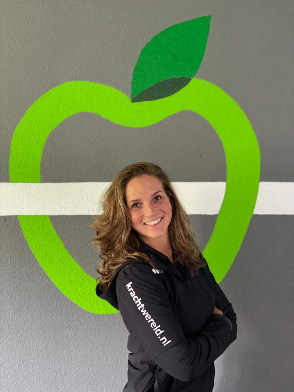 Personal trainer Larissa krachtwereld.nl